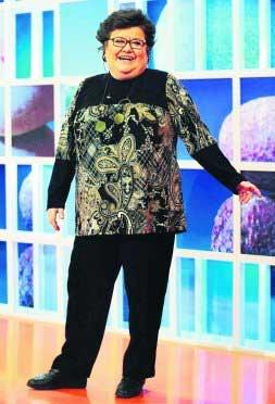 Plataforma para que Cristina Almeida sea imagen de Punto Roma