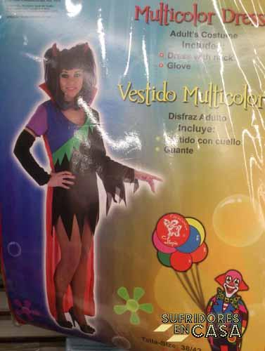 Eva Nasarre multicolor