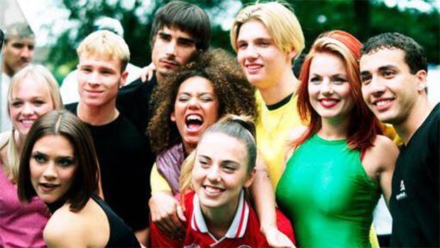 Apueste por Una: Spice Girls vs Backstreet Boys