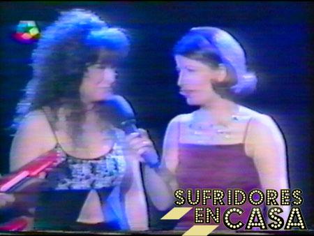 Consuelo Berlanga entrevista a Ángeles en Canciones para el recuerdo