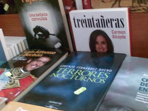 Éxito de ventas en la feria del libro de ocasión del Carrefour Rosaleda