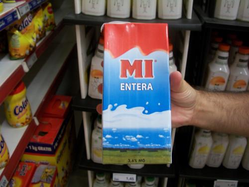 La leche más posesiva