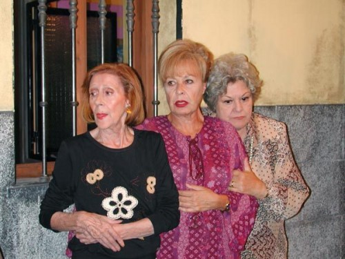 """Marisa, Vicenta y Concha, nuestras """"chicas de oro"""" cañí"""