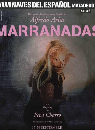 Marranadas Pepa Charro