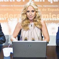 Marta Sánchez Ordenador