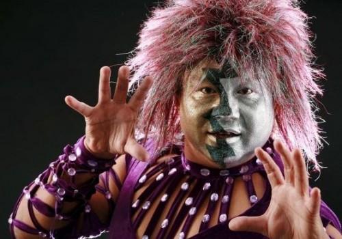 Polvo de Estrellas, la Inma Contreras de la lucha libre