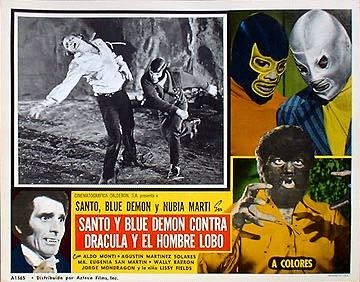 """Lo que habríamos dado nosotros por ver """"Lola Flores y Carmen Sevilla contra Drácula y el Hombre Lobo"""""""