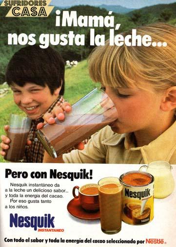 anuncio1981 Nesquick