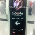 El primer festival de Eurovisión de un Sufridor en Casa