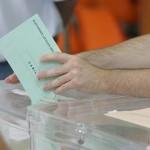 Sufridores en Casa en una mesa electoral