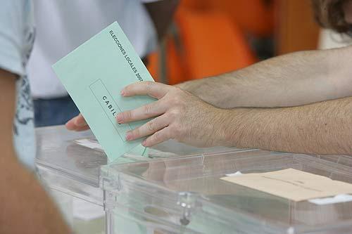 Un canario random que igual vota al Cabildo que a Geno