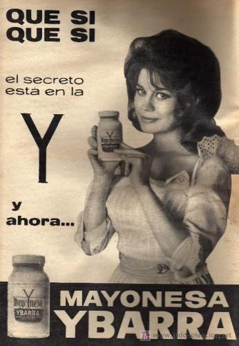 Señoras yeyés encantadas con su mayonesa Ybarra