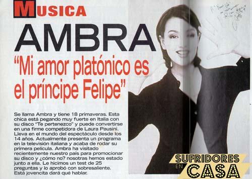 Ambra 1995