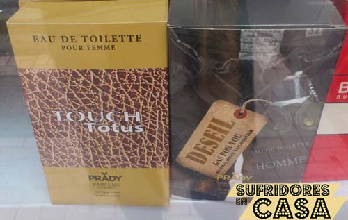Colonia Touch Totus