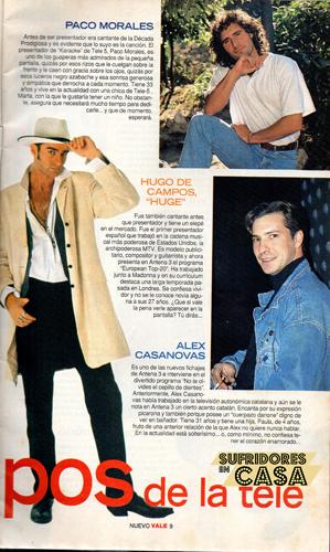 Los Más Guapos de la Tele 1995 02