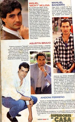 Los Más Guapos de la Tele 1995 03