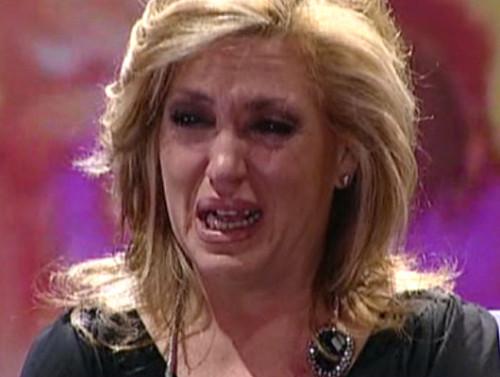 Si ganan Albano y Romina, Lydia dejará de llorar