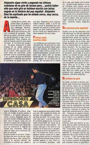 Alejandro Sanz 1995 2