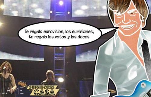Carlos Baute Eurovision