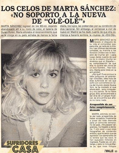Soy celosa, que cantaba María José Cantudo