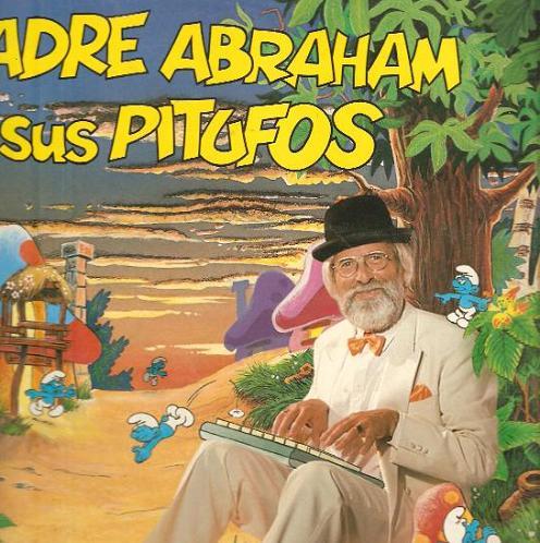 Padre Abarham y los pitufos
