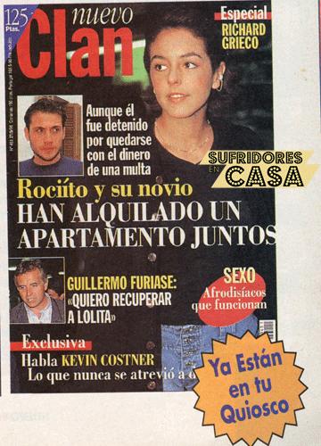 RociitoAntonioDavid1995RevistaClan
