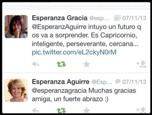 """""""Mi queridísima Aguirre"""""""