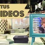 Olé tus videos: Cuando Gary Barlow visitó a Nieves Herrero
