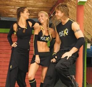 Moda Batuka: Las sonrisas son dignas del mejor catálogo Venca