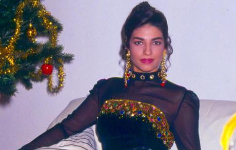 Esta noche en Lluvia de estrellas, Mariló Montero  será un árbol de Navidad