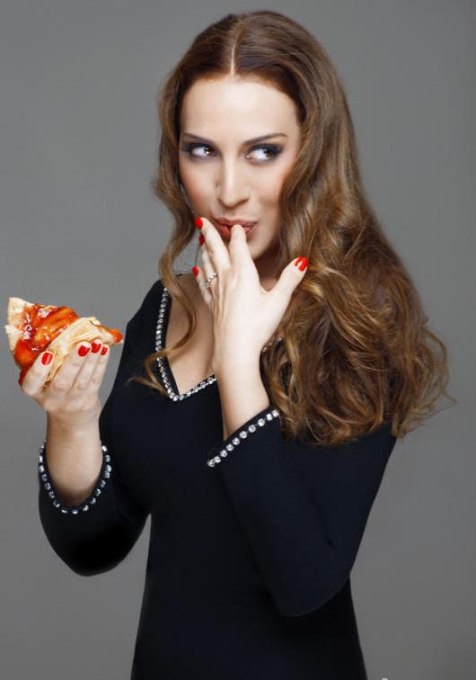 """""""Yo también como tarta como Soraya, pero paso de ir a Eurovisión"""""""