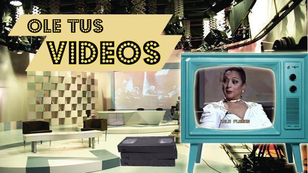 Ole tus videos: Cuando Lola de Flores pidió que se la metieran en la caja