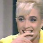 Cuando Miss Sánchez concedió su primera entrevista en solitario: «Me llaman Madonna cuando voy por la calle en NY, hasta con el pelo mojado»