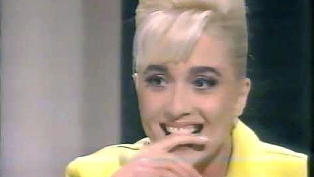 """Cuando Miss Sánchez concedió su primera entrevista en solitario: """"Me llaman Madonna cuando voy por la calle en NY, hasta con el pelo mojado"""""""