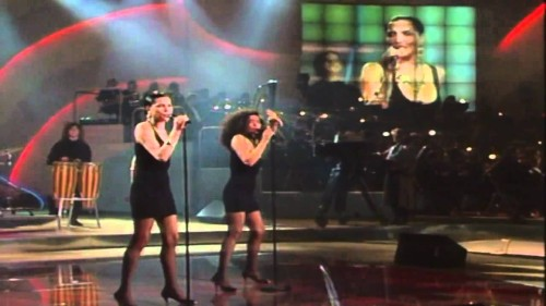 Azucar Moreno Eurovision
