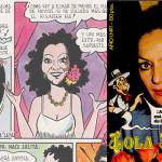 De cuando Lola Flores protagonizó un cómic