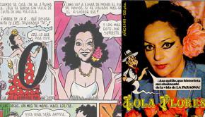 Lola-Flores-Comic-Portada