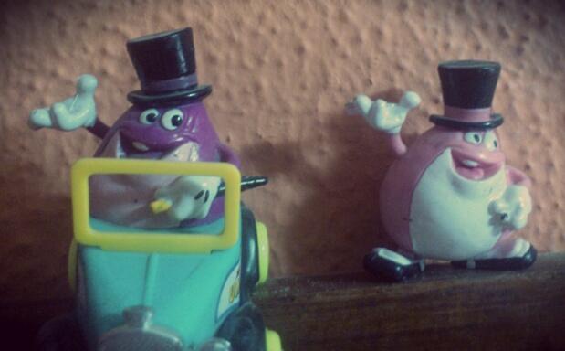 muñecos del chollo un dos tres