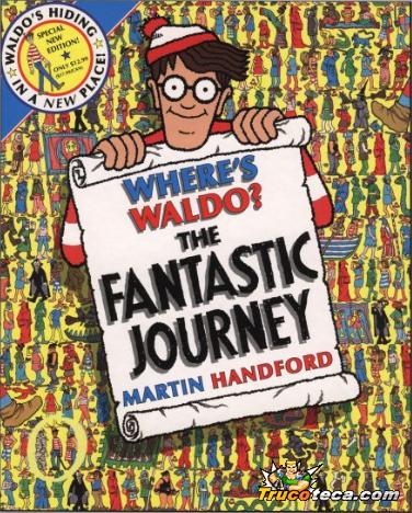 Resultado de imagen para ¿Dónde está Waldo?