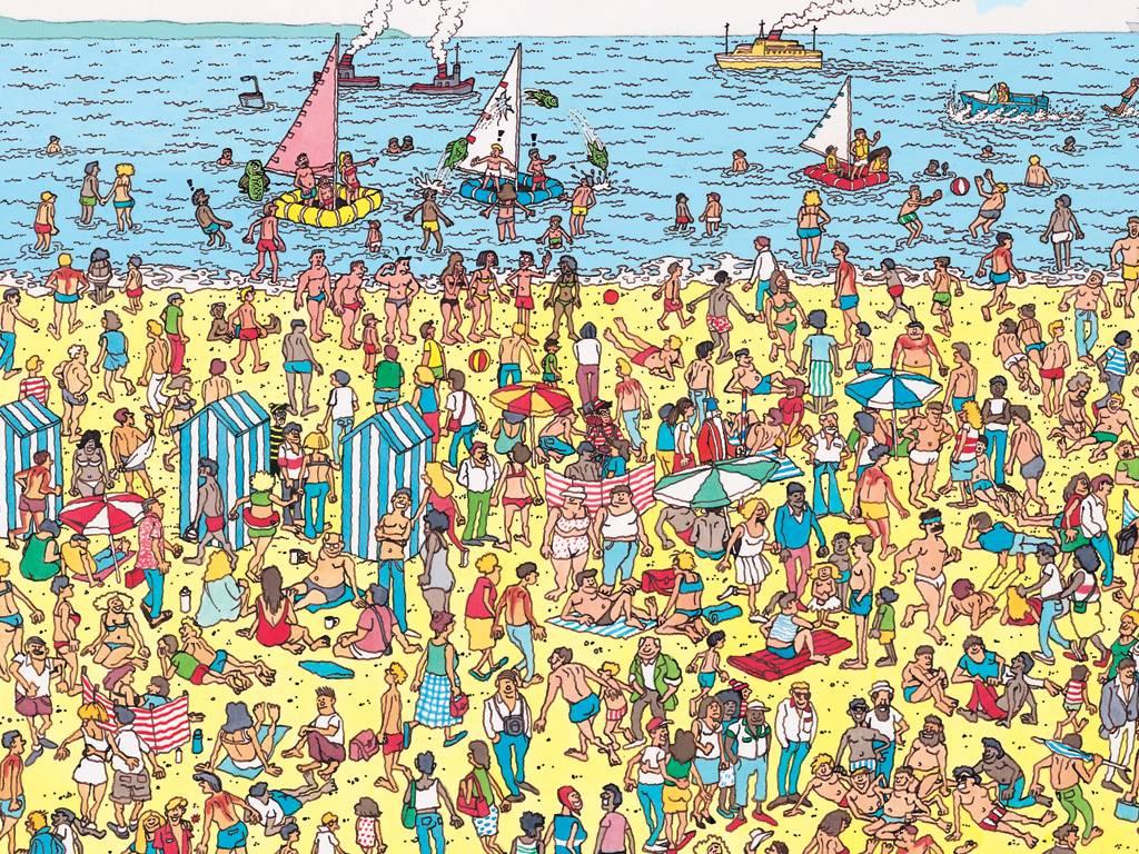 ¿Dónde están Tito y Piraña?