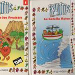 Oda a los cuentos de los Fruittis y sus maravillosas ilustraciones