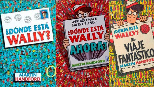 ¿Dónde está Wally?, los libros favoritos de los niños que no leían