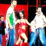De cuando Upa Dance lo dio todo en directo en Roquetas de Mar