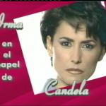 Niña Candela, el culebrón que protagonizaba Irma Soriano