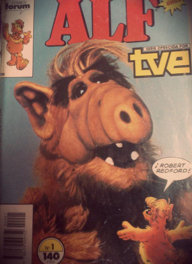 Comic Alf 01