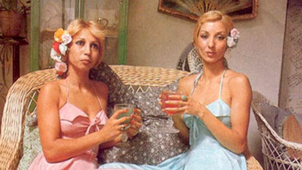 Antes que Ana Obregón, Las Grecas ya hacían posados de verano