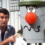 Dusty the bin, el primo inglés de Ruperta