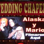 Emula la boda Alaska y Mario en Las Vegas por 777 dólares