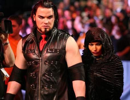 Kevint Thorn WWE