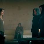 'La Hermandad': Tía Alicia se acojona con los monjes